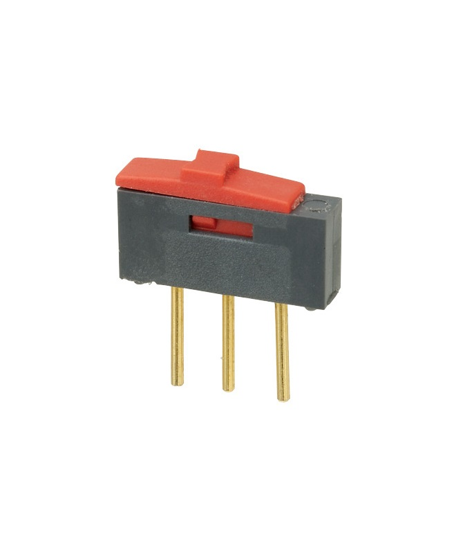 Low Power Slide Switch SPDT