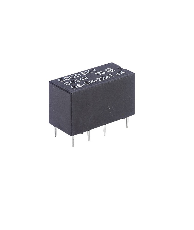 GS-D Series 1a DPDT Relay