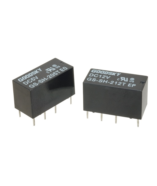 DPDT Subminiature Relay